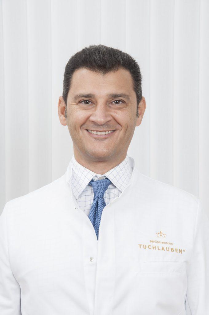 Prim. Priv.-Doz. Dr. Afshin Assadian, Gefäßchirurg, endovasculärer Spezialist, Wilhelminenspital Wien  <br /> <br /> Sprecher des Wissenschaftlichen Beirats