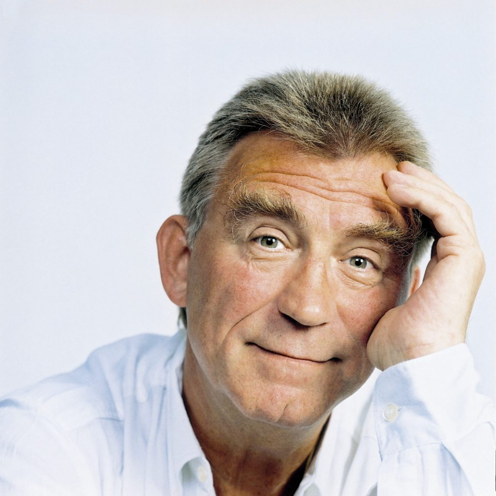 Heinz Marecek, Schauspieler  (©Lukas Beck)
