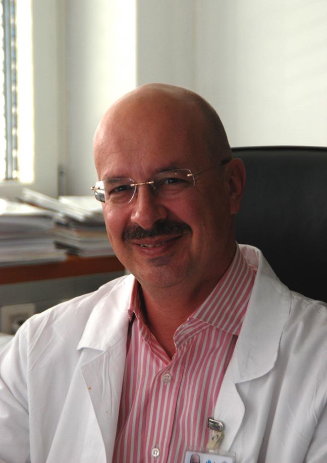Univ.-Prof. Dr. Günther Laufer, Herzchirurg, Medizinische Universität Wien
